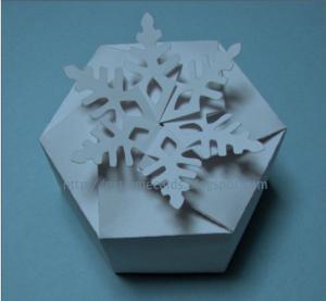 коробочки для подарков своими руками схемы