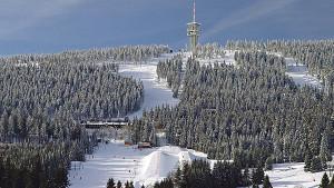 горные лыжи в Чехии 1