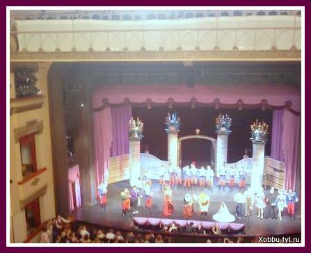отзыв о спектакле театра Вахтангова 2