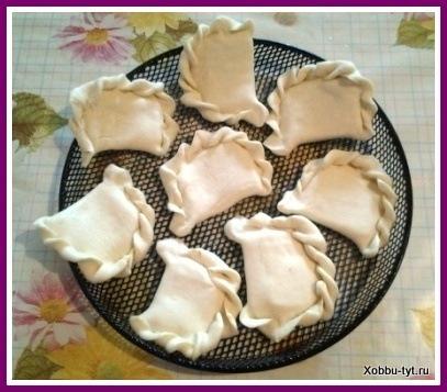 слойки с сыром из готового теста 4