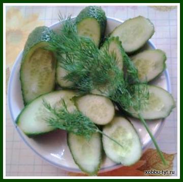 вкусные малосольные огурцы рецепт
