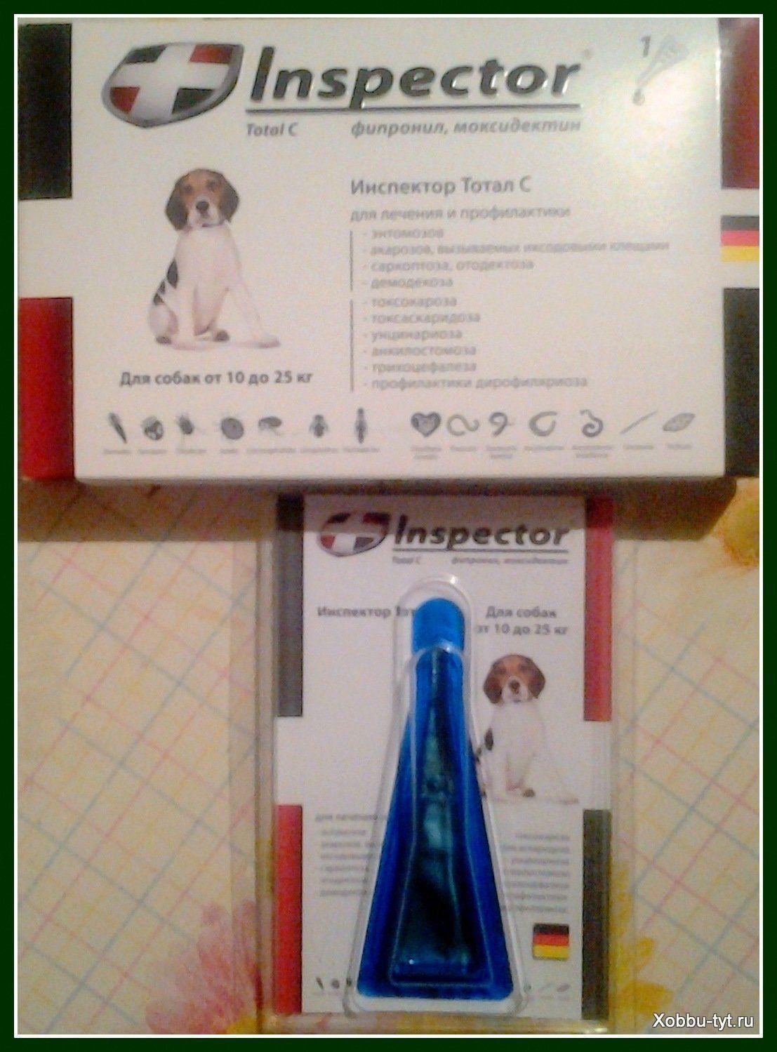 защита от клещей для собак 3