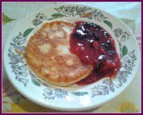 ягоды протертые с сахаром