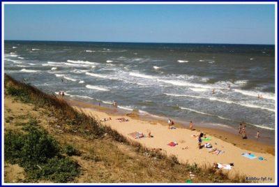 отдых на азовском море летом отзыв 2