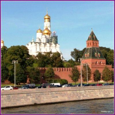 отзыв о прогулке по москва-реке 2