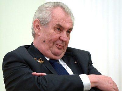 выборы президента чехии 3