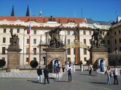 выборы президента чехии
