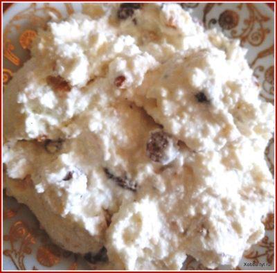 Рецепт вкусной творожной паски 22