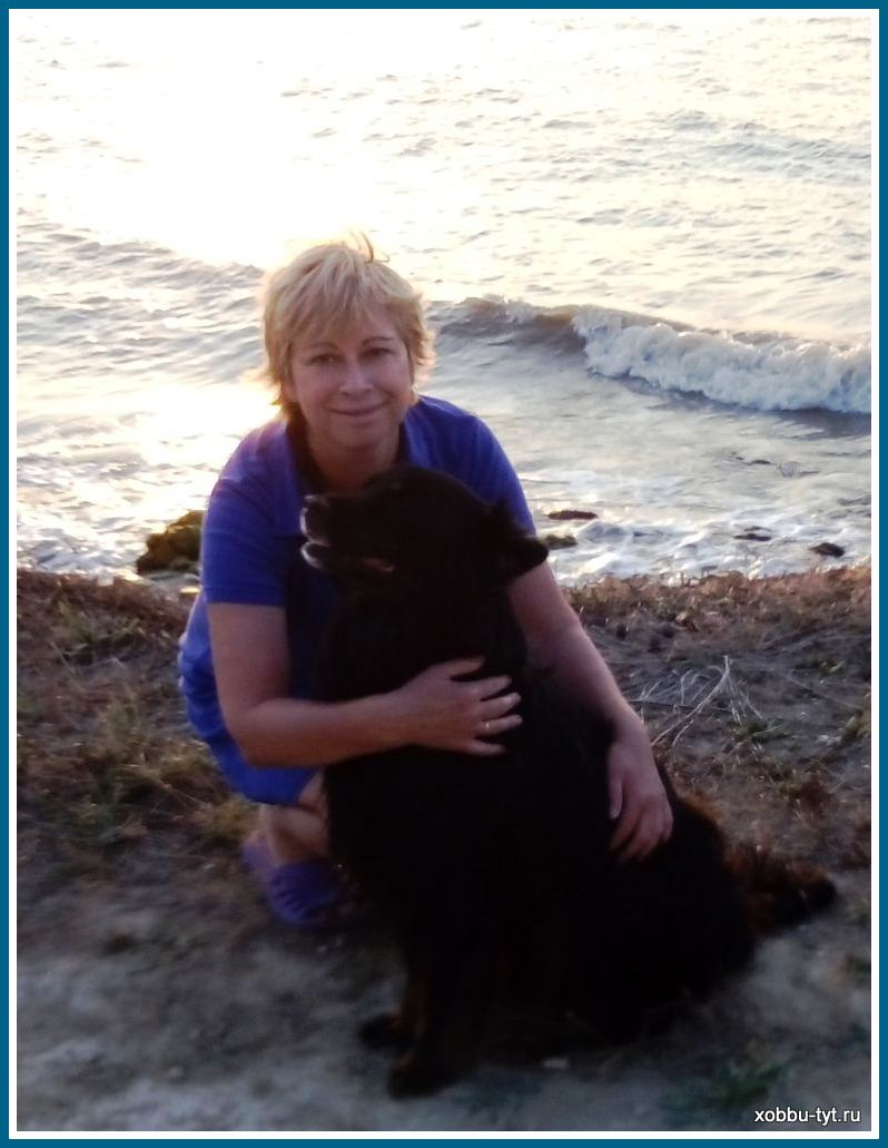 отдых на море с собакой