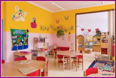 детский сад в чехии